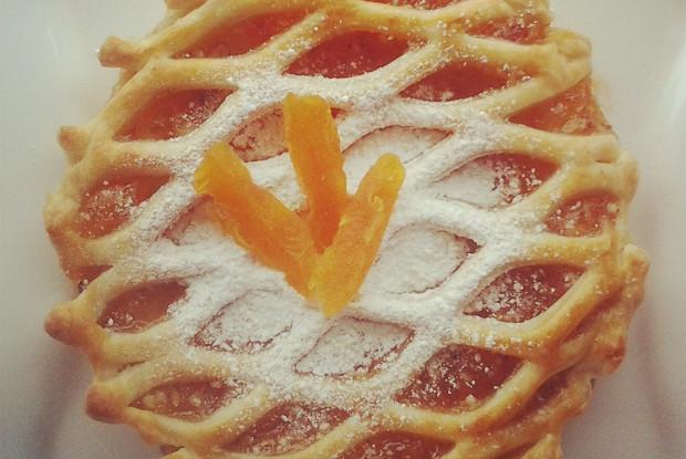 Рецепты сладких пирогов из бездрожжевого слоеного теста