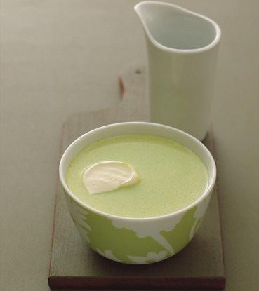 Суп из водного кресса