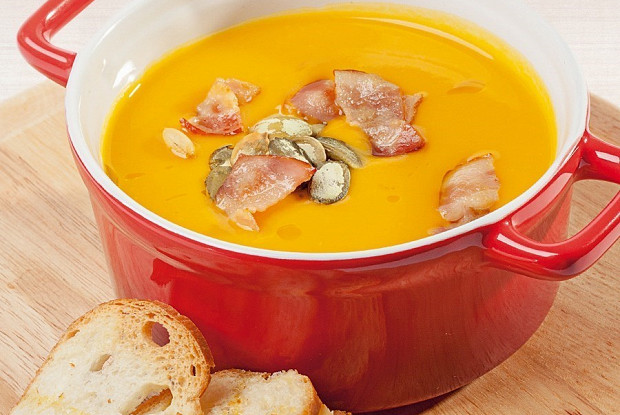Тыквенный суп калорийность на 100 #4