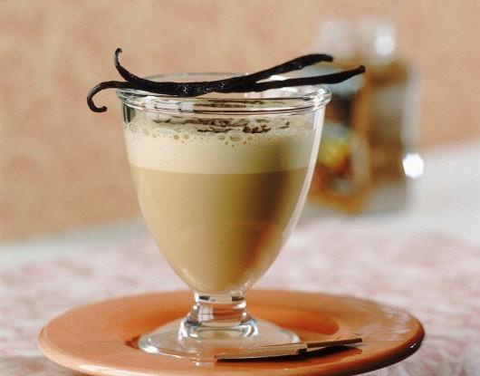 Коктейль «Ванильный завтрак»