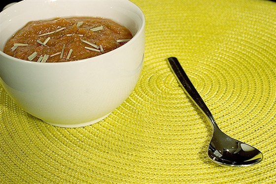 Суп из манго