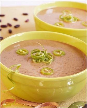 Крем-суп из салатной смеси «Афиша-Еда»