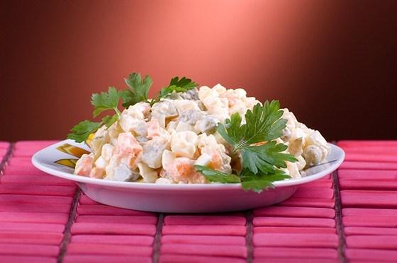 Салат «Романтический ужин»