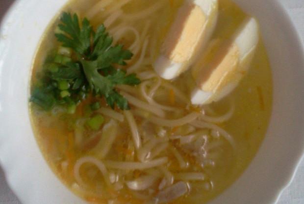лапша по домашнему рецепт суп