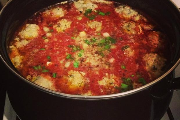 суп с фаршем и картошкой рецепт с фото