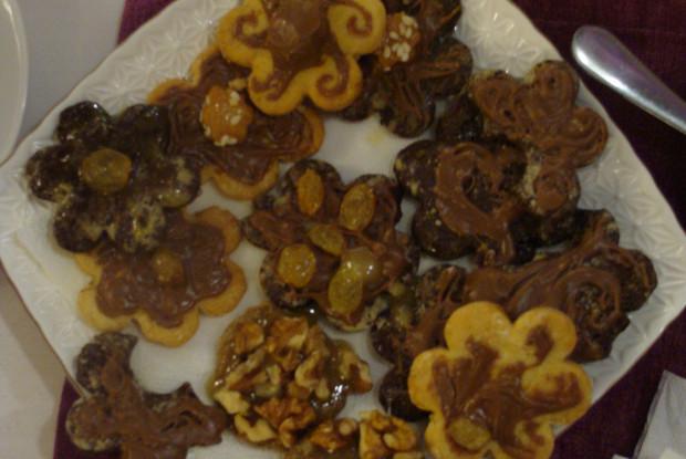 Печенье шоколадное с базиликом «Аромат природы»