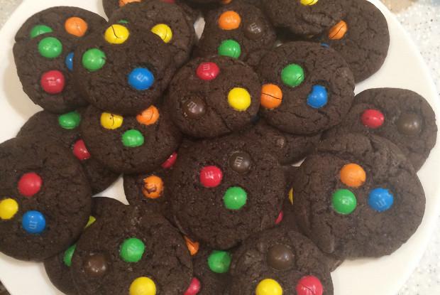 мягкое шоколадное печенье рецепты с фото