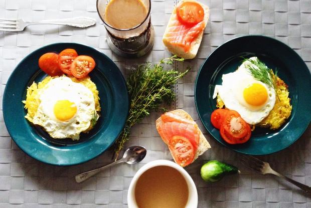 завтрак рецепт с фото Корейский