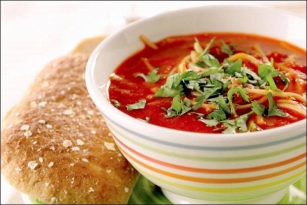 Овощной суп в итальянском стиле