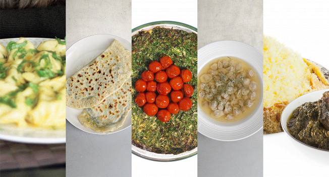 10 рецептов азербайджанской кухни