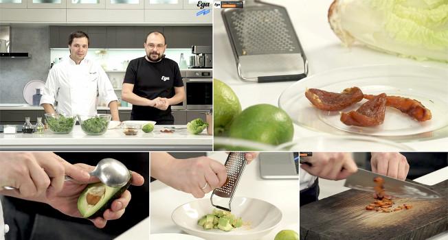 «Еда на ночь»: как соединить авокадо с икрой воблы