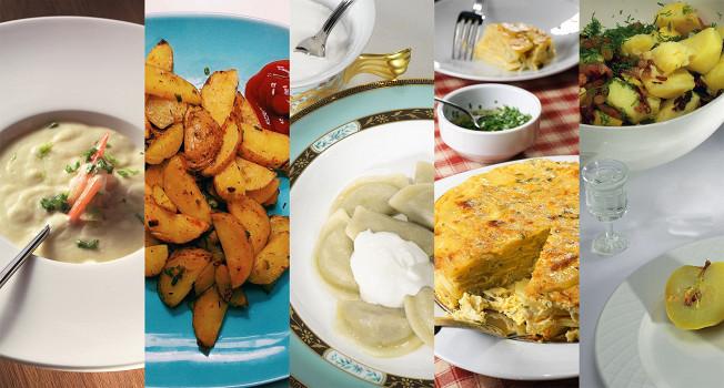 17 рецептов с картошкой