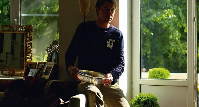 Яблочный крамбл Михаила фон Шлиппе