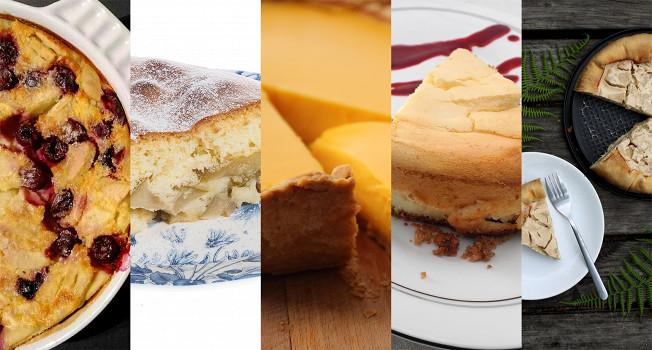 10 рецептов быстрых пирогов