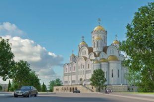 Стали известны подробности строительства храма-на-берегу вЕкатеринбурге