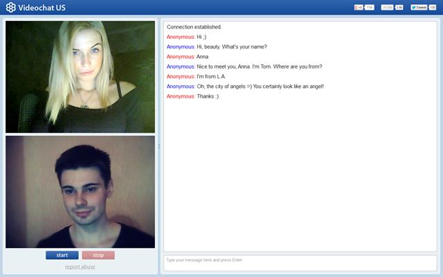 Она ищет его секс через веб камеру
