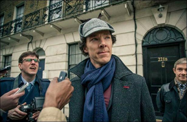 Чтопосмотреть, если выфанат «Шерлока»