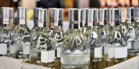 Незаконную продажу алкоголя пресекли в«Москва-Сити»