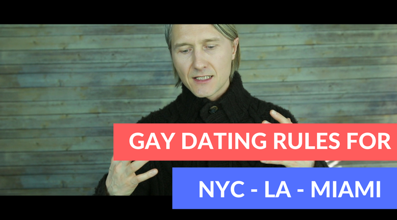 Gay dating rules