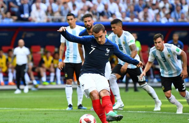 Дешам: Гризманн знает защитников сборной Уругвая