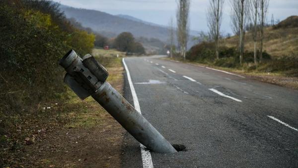 Привзрыве вКарабахе погибли пять человек