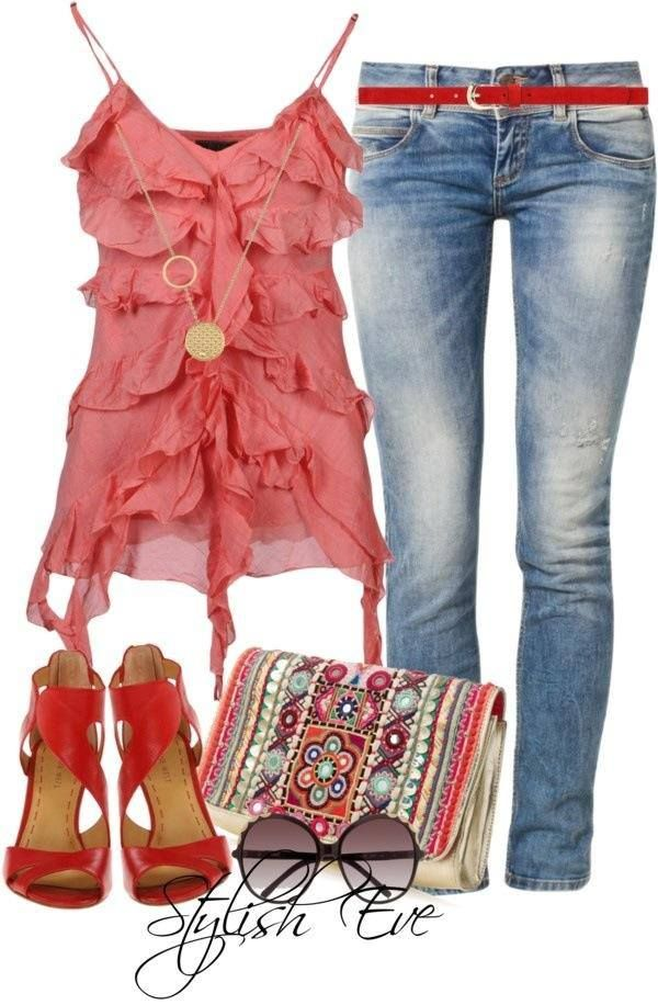 Cute date outfits spring