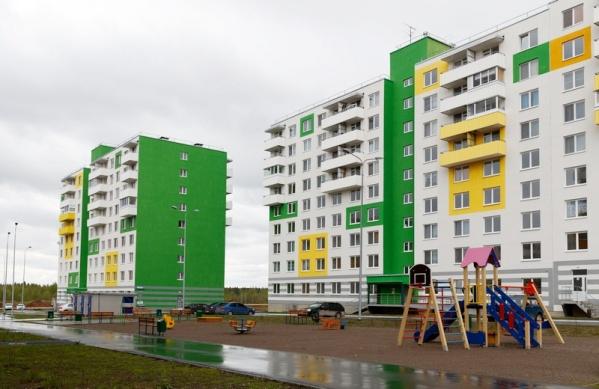Доконца 2017-гоначнется возведение третьей очереди ЖК«Любимов» вБерезниках