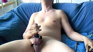 Babe blonde nude video