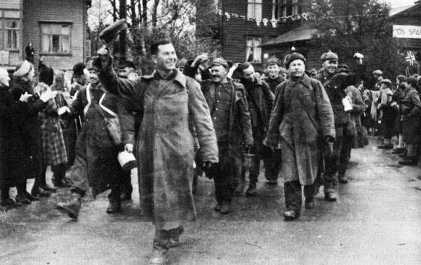 Судьба советских пленных, которые вернулись вСССР