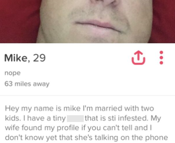 Check to see if spouse is on dating sites
