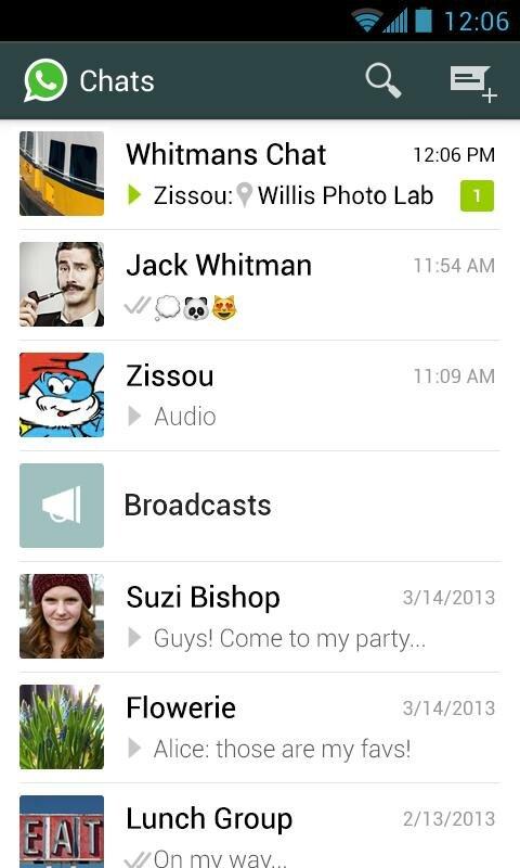 Phone FAQ Articles - WhatsApp