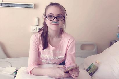 Единственная надежда: 19-летней калининградке нужны средства, чтобы дождаться трансплантации лёгких
