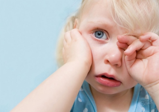 У ребенка высокая температура и болят зубы