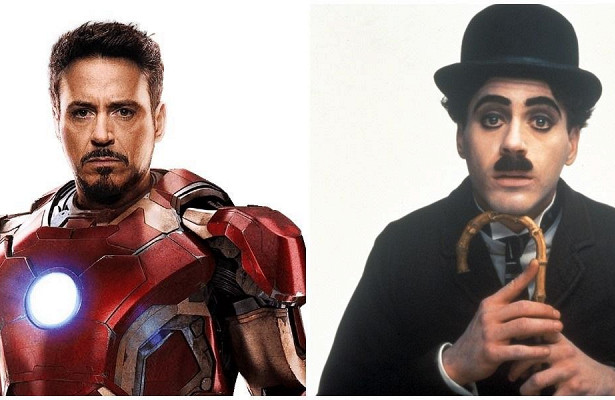 Серьезные роли главных героев Marvel