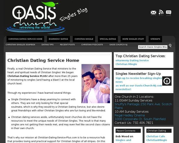 what is the best christian dating service