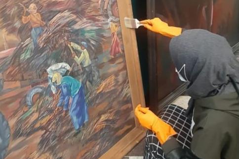 ВНациональном музее Чечни появились новые экспонаты