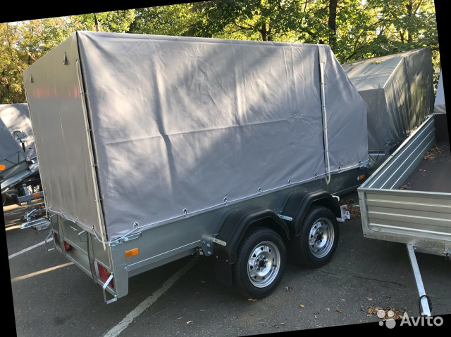 Саранский прицеп для легкового автомобиля в москве