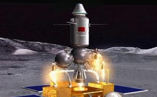 Китайский космический аппарат «Чанъэ-5» вышел налунную орбиту иготовится кпосадке
