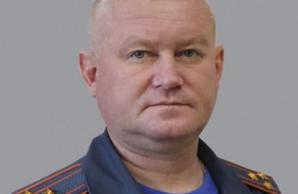 Назначен новый начальник управления МЧСвКостромской области