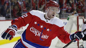 Кузнецов вернулся всостав «Вашингтона» после травмы