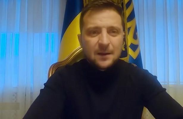 Зеленский обратился кукраинцам вОРДЛО: вывидите, ктоблокирует открытие КПВВ (Укрiнформ, Украина)