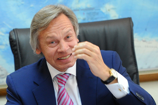 Пушков пошутил оразмере взноса Украины вСовет Европы