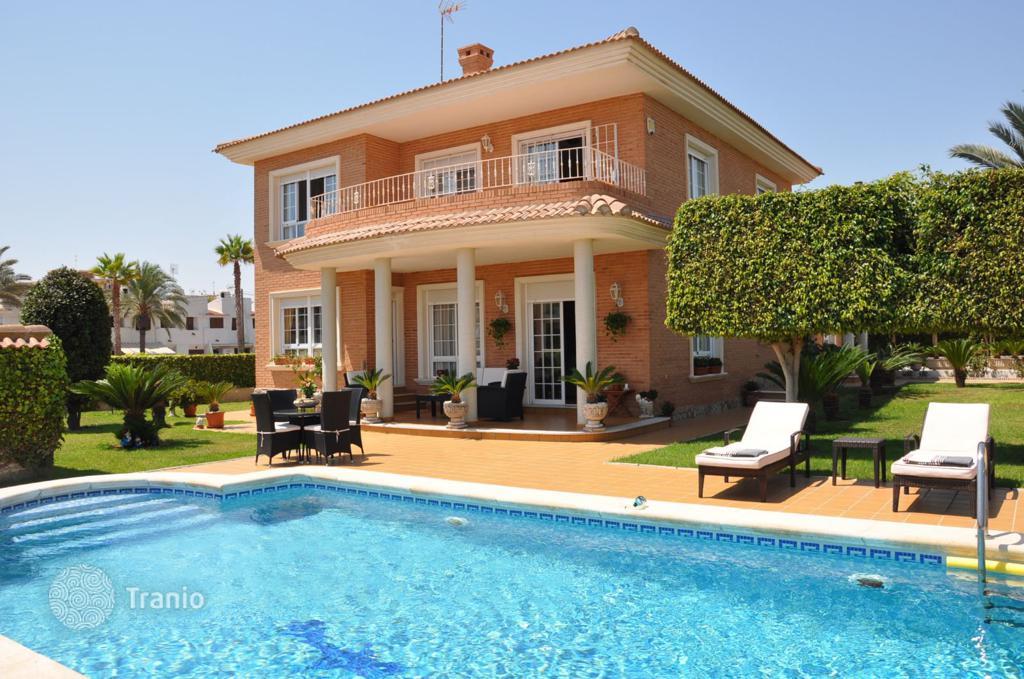 Цены на жилье в испании в рублях