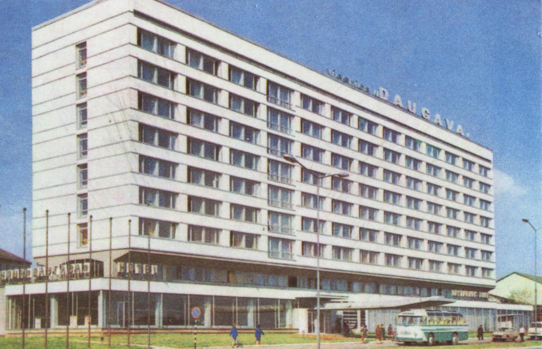 гостиницы в советске