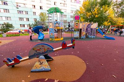 Около 50неисправных детских игровых комплексов демонтируют вРеутове доконца 2020 года