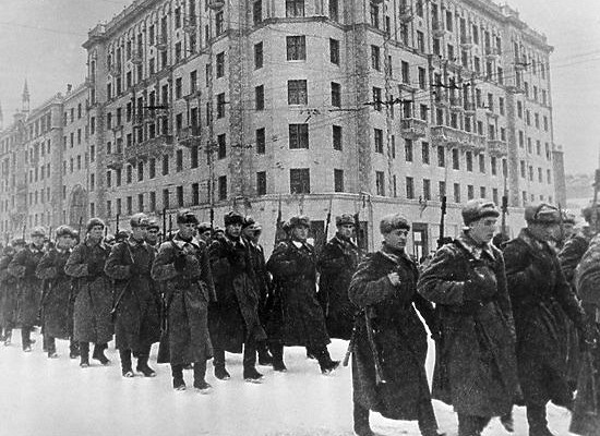 ВСоюзе журналистов Москвы собрались ветераны, которые 75летназад отстояли столицу