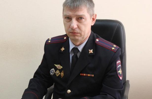 ВКирове представили нового начальника Управления ГИБДД поКировской области
