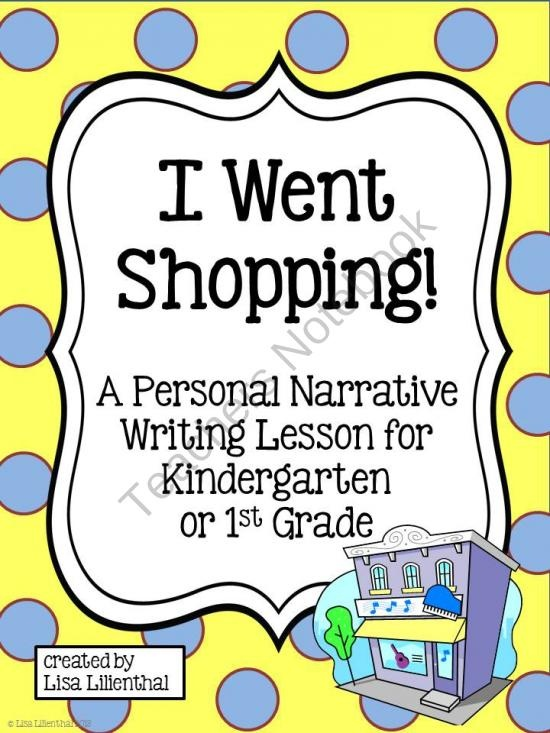 Buy	personal narrative writing assignment