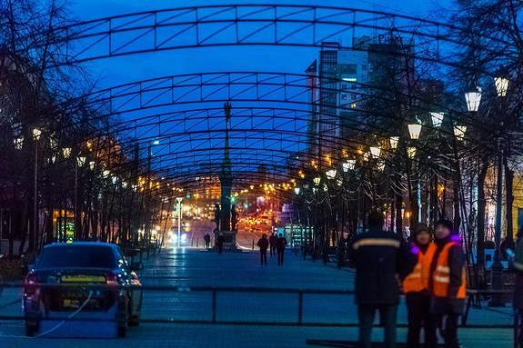 Стартовало общероссийское голосование засамый привлекательный город страны