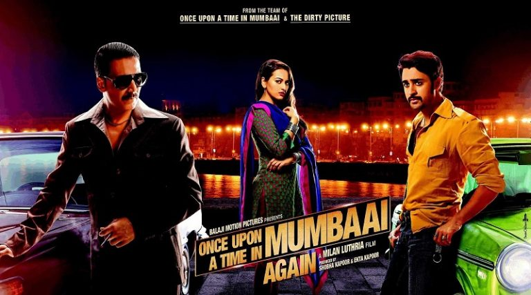 Once Upon A Time In Mumbaai (2010) Mp3 Songs